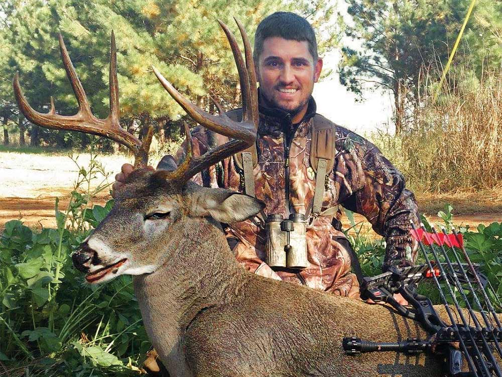 jay maxwell whitetail deer
