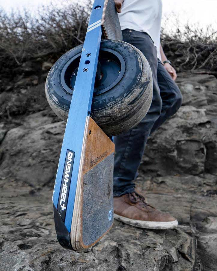 One Wheel Plus Off-Road Hoverboard
