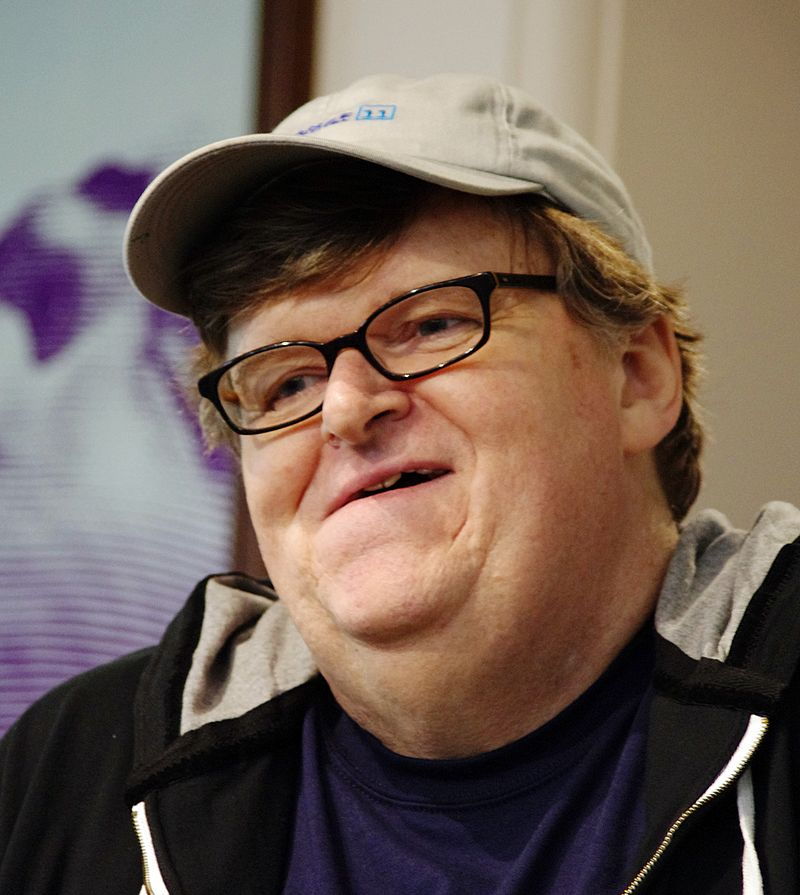 Sniping with Michael Moore