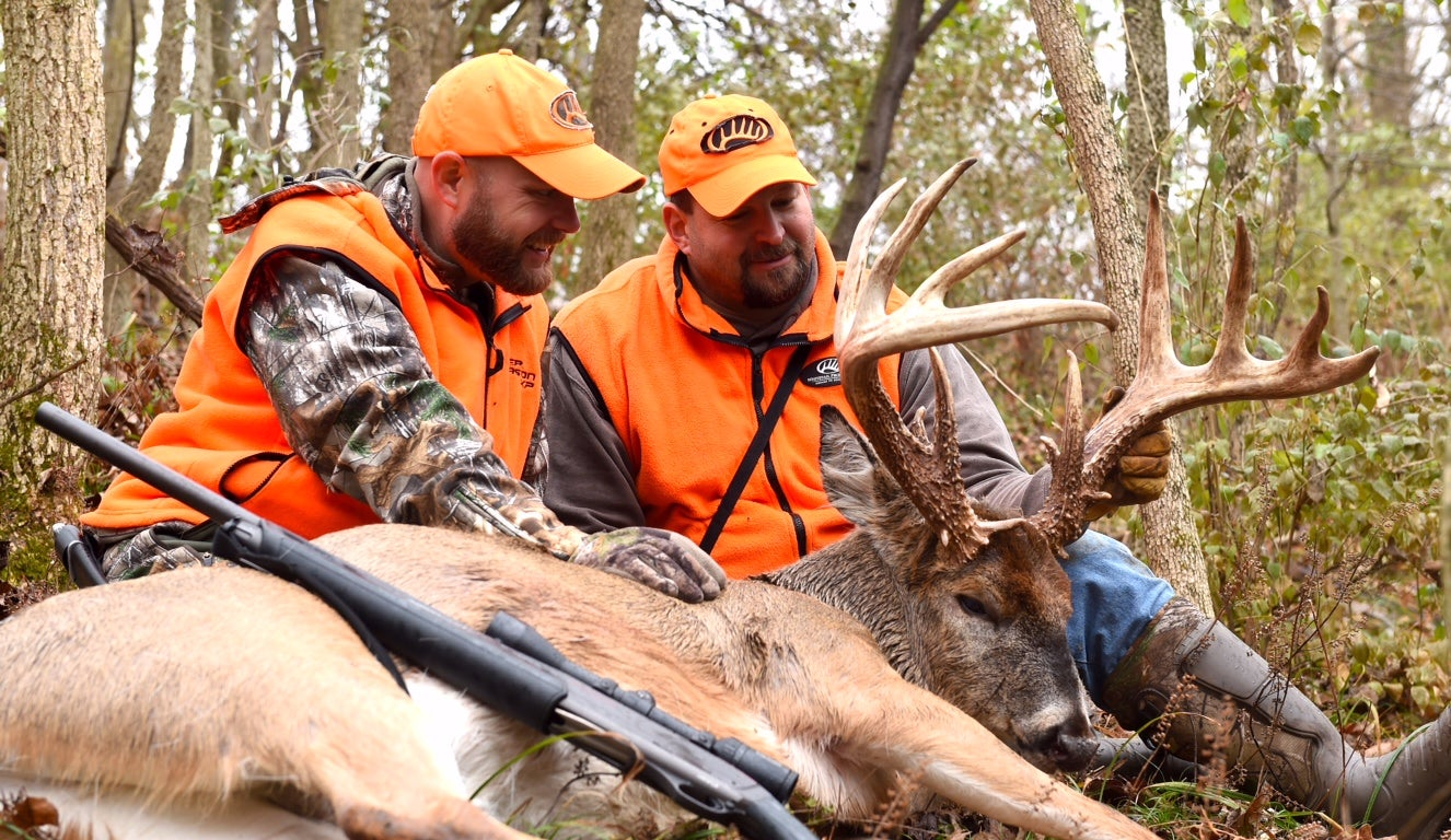 Big Bucks Moving As Firearms Seasons Open