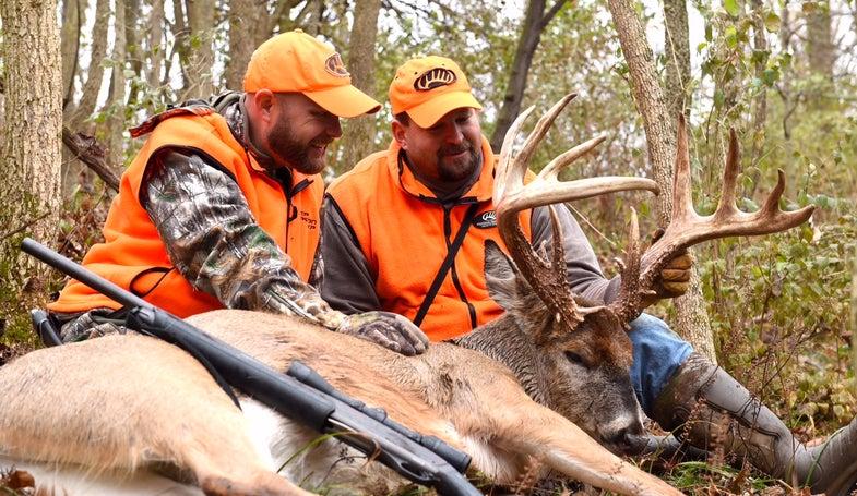 Big Bucks Moving As Firearms Seasons Open