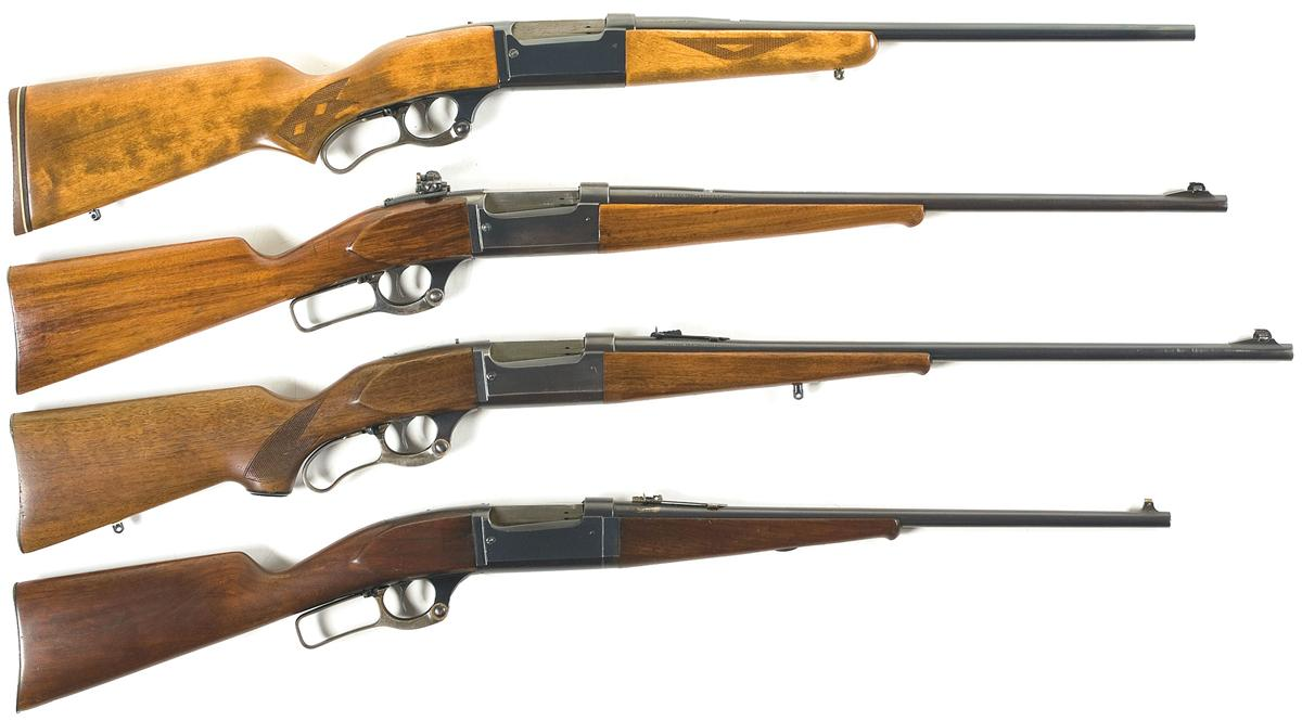 Old Lever Guns: What Does It all Mean?