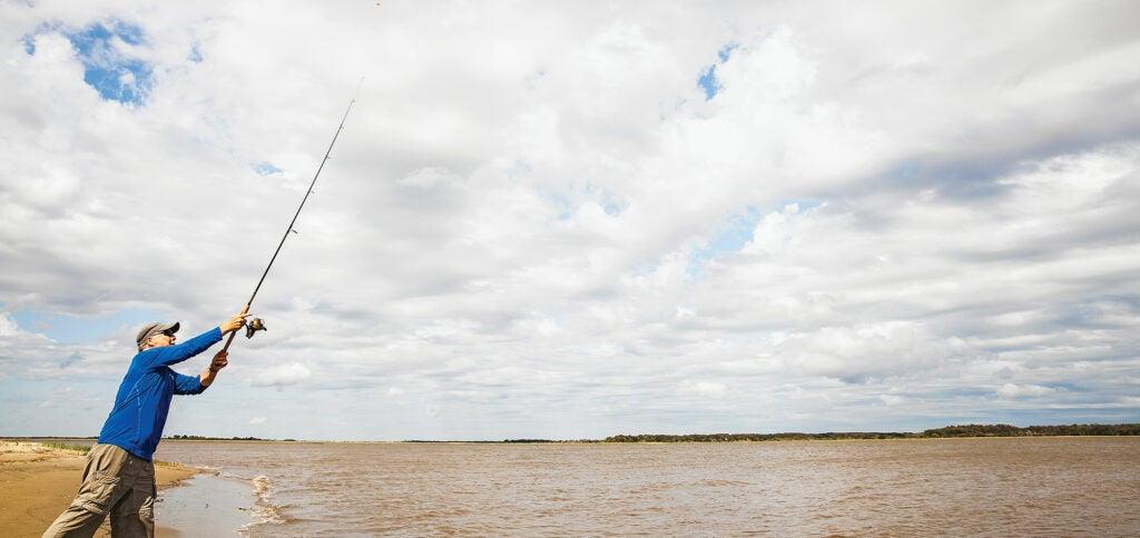 Lowcountry fishing