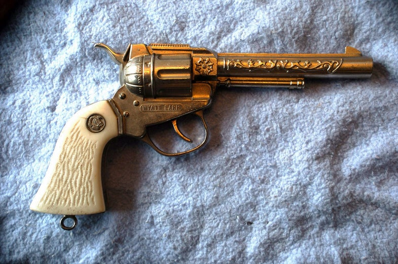 The Toy Gun Ban