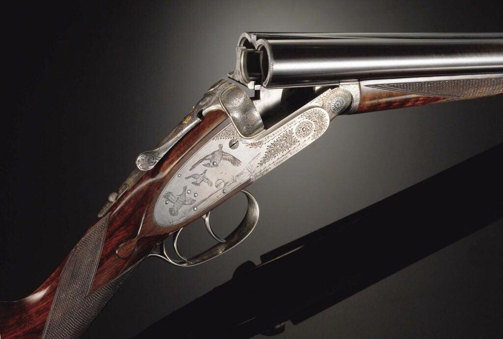 Purdey Side-by-Side Game Gun