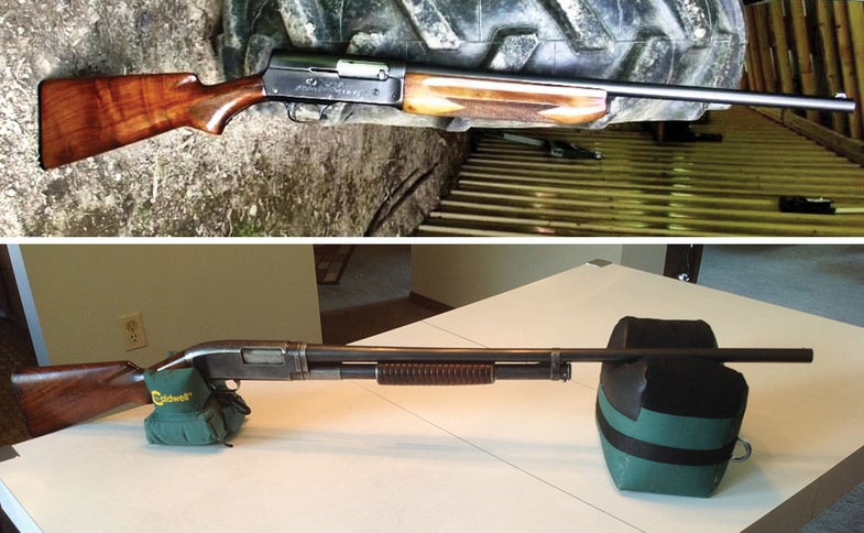 Gunfight Friday: Remington Model 11 vs. Winchester Model 12