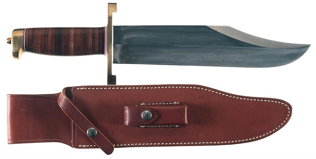 The Bowie Knife