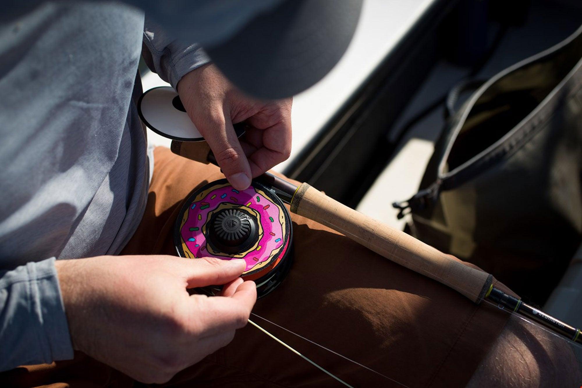 Redington ID fly fishing reel