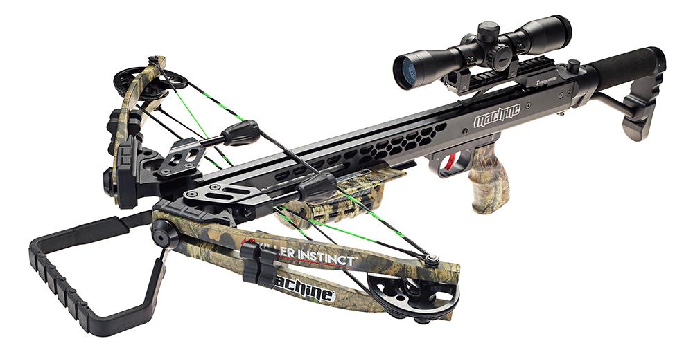 killer instict crossbow, crossbows