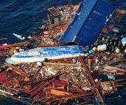 Japanese Tsunami Debris Heading For West Coast