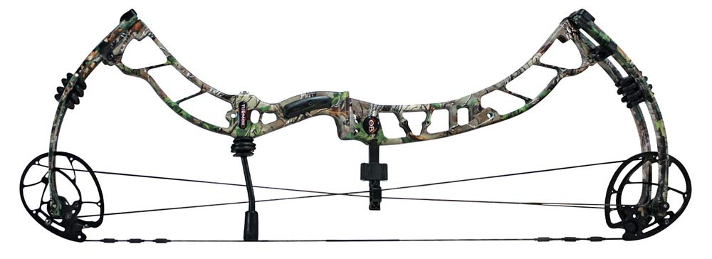 obsession turmoil compound bow 2017