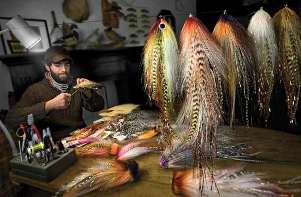 Fly Fishing: The Ultimate Streamer for Fooling Giant Muskies