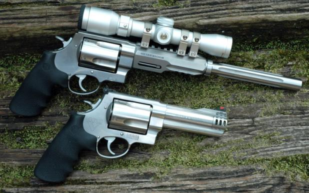 Smith & Wesson Model 460