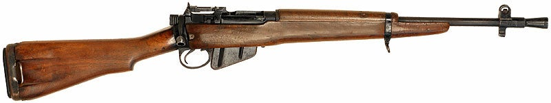 Lee Enfield Mk 1 No. 5 British rifle