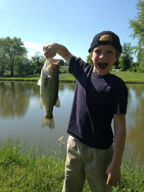 How to Take a Child Fishing