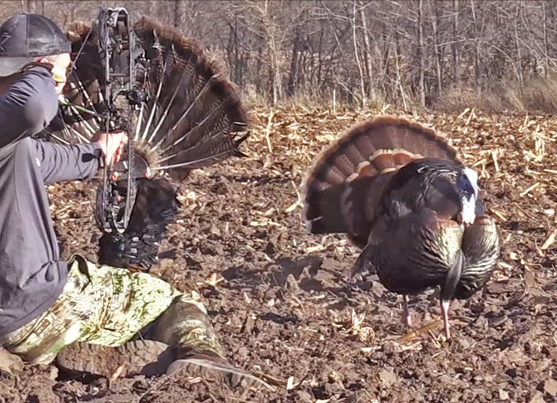 turkey reaper