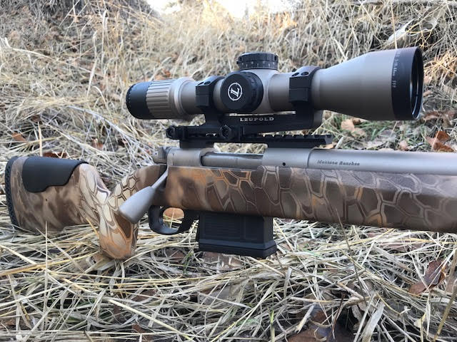 SHOT Show 2018: Best New Hunting and Hybrid Rifles