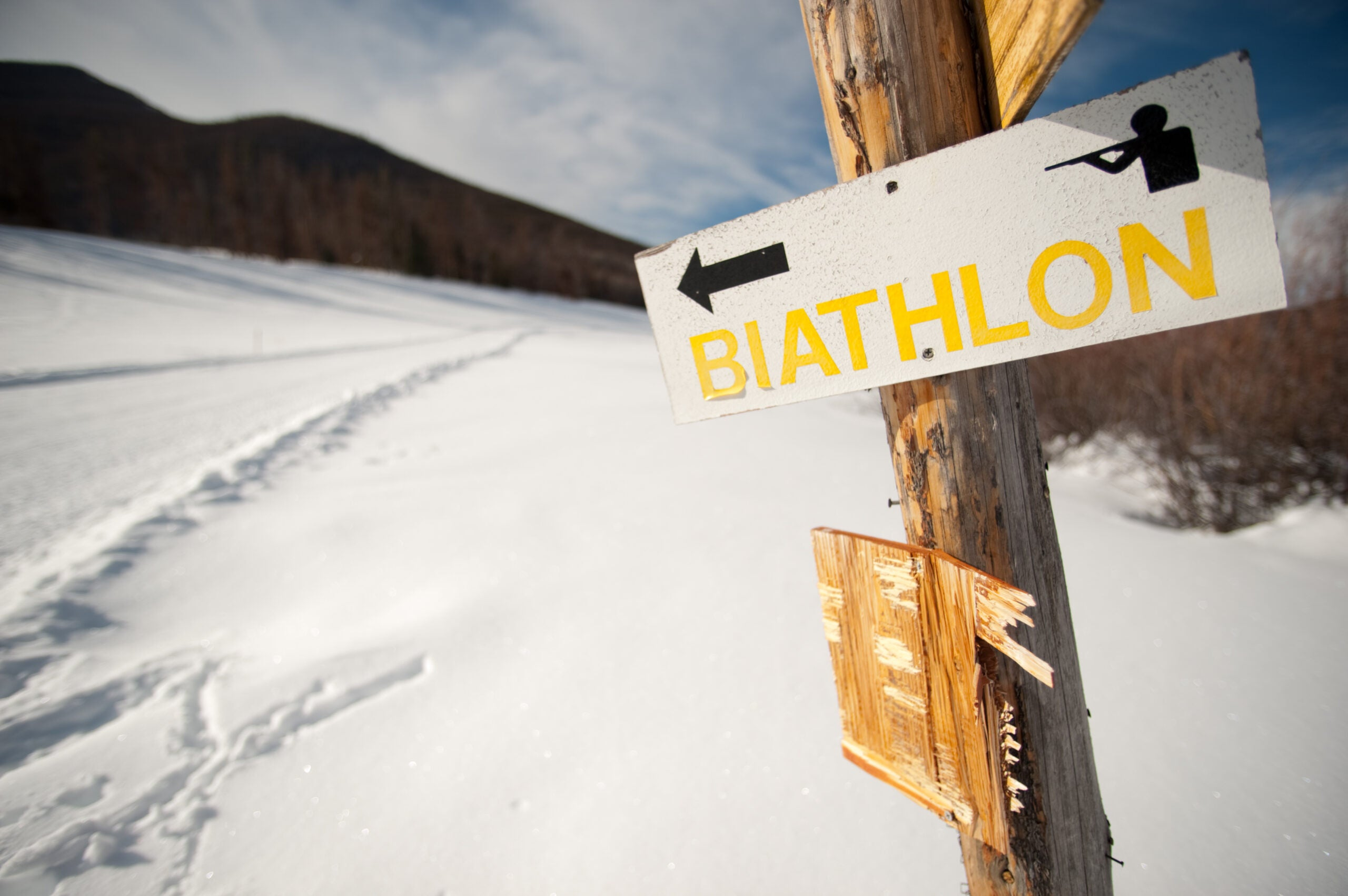 Behind The Scenes at the Colorado State Campionship Biathlon Finals