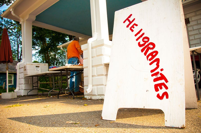 It's Not Easy Finding A Good Roadside Bait Stand Anymore