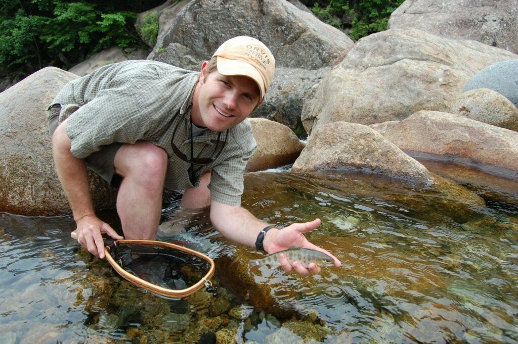 Fly Fishing in Korea
