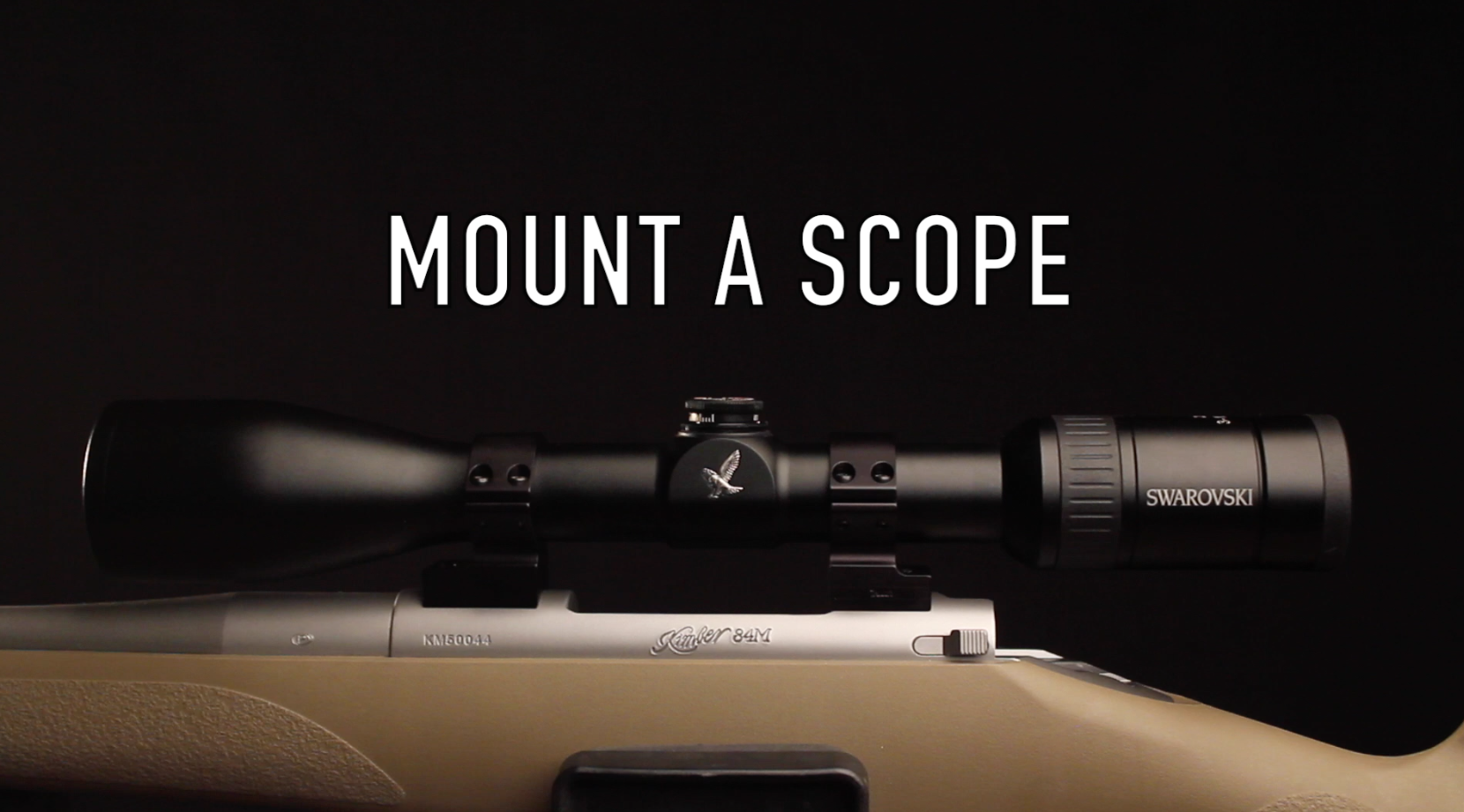 Video: Mount a Scope With Your iPhone