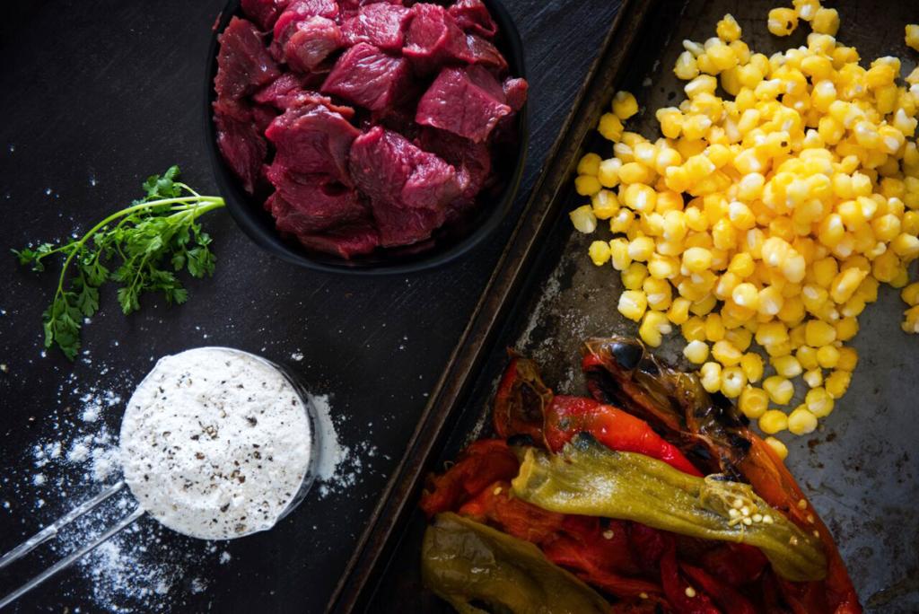 chili recipes, elk recipes