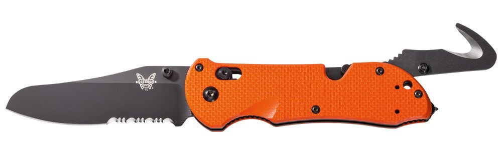 benchmade triage knife