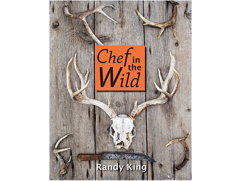 Chef in the wild book cover