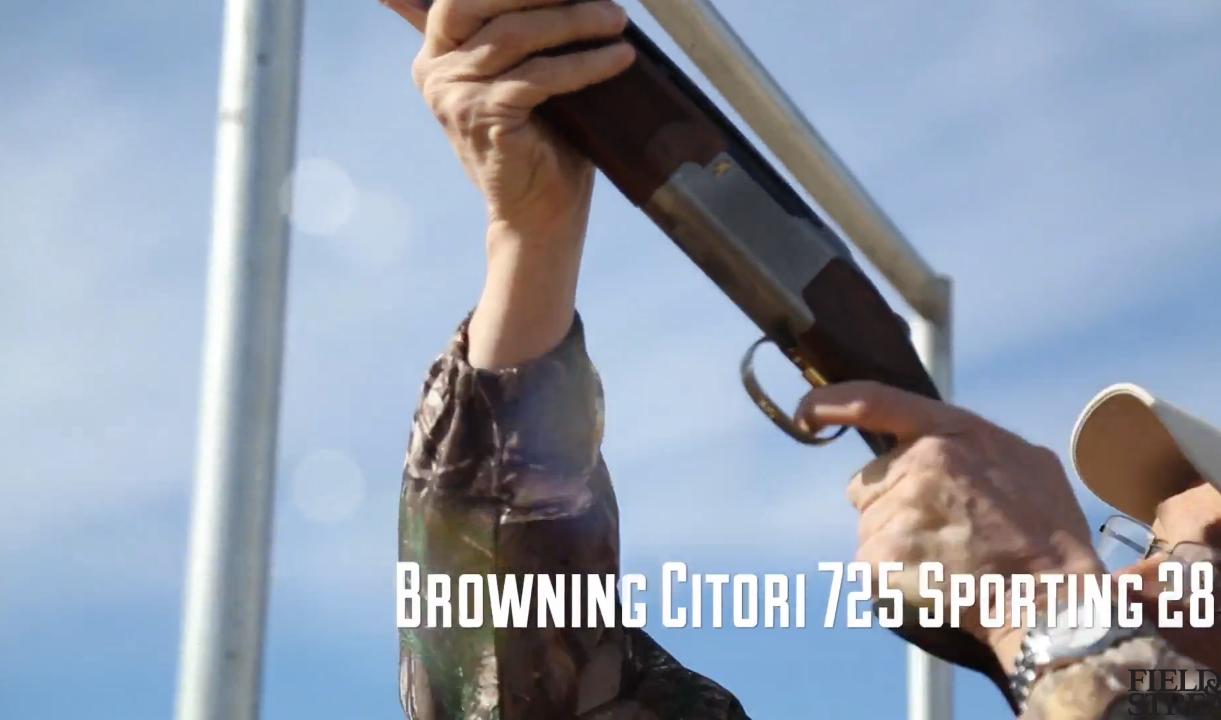 New Shotgun: Browning Citori 725 28 Gauge