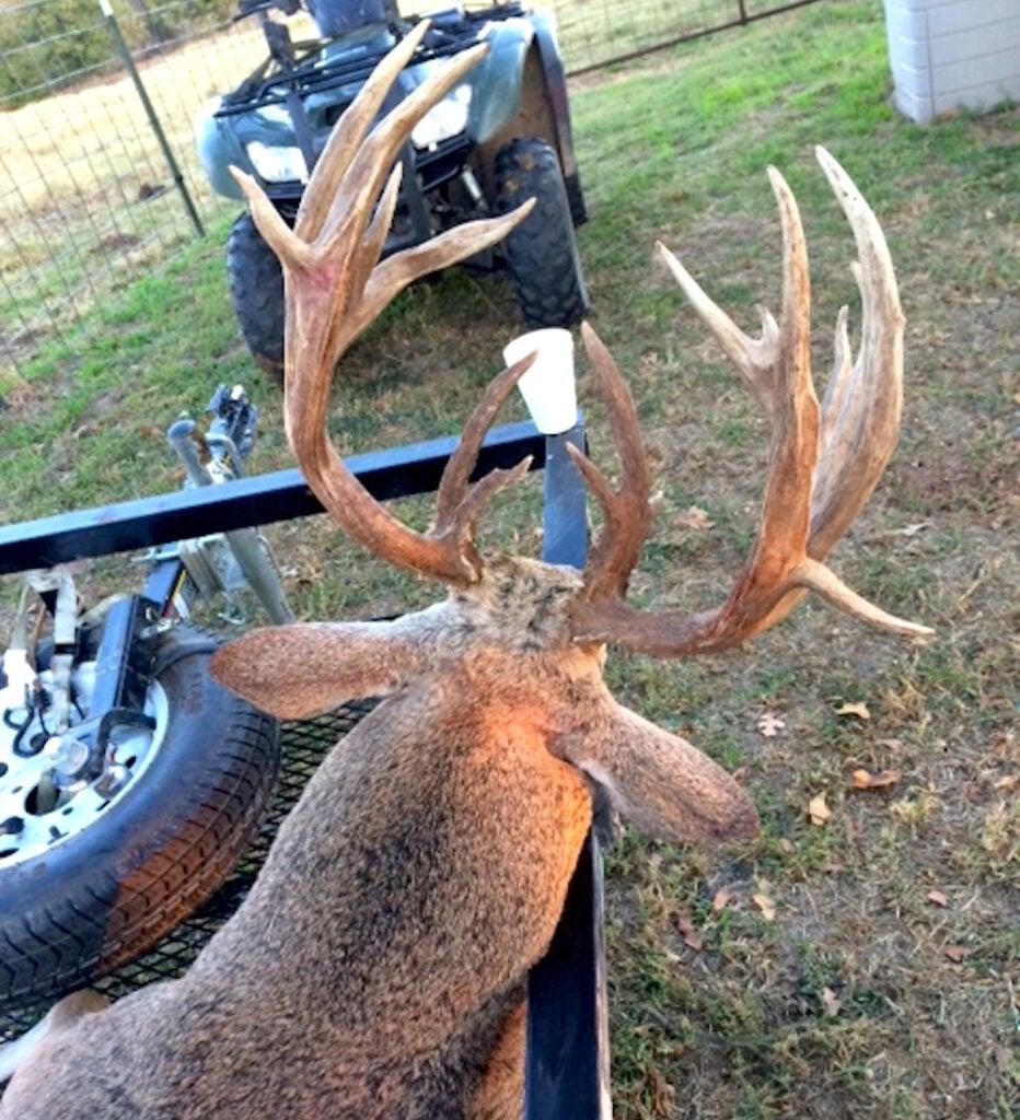 deer hunting, deer hunter, record buck hunt