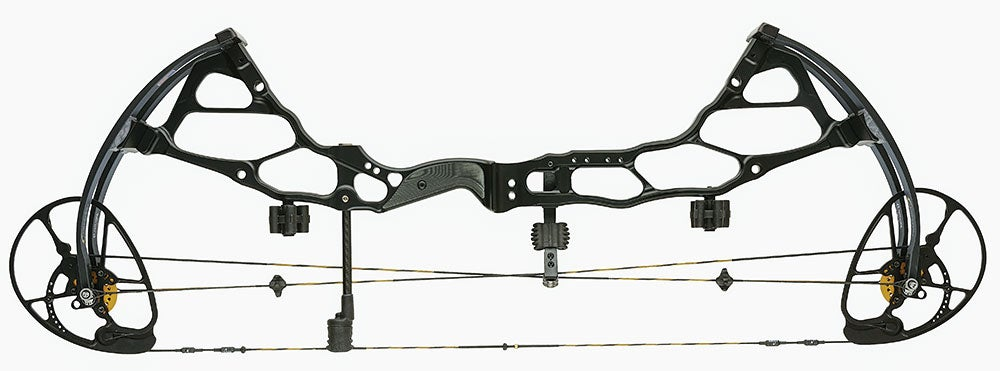bow test, compound bows, F&S, winners, 2016, field test
