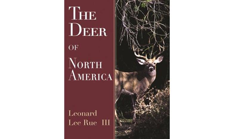 The Deer of North America book, Leonard Lee Rue III