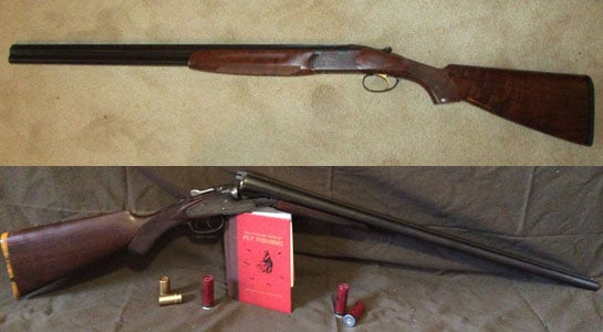 Gunfight Friday: Beretta BL3 vs. Crescent Arms