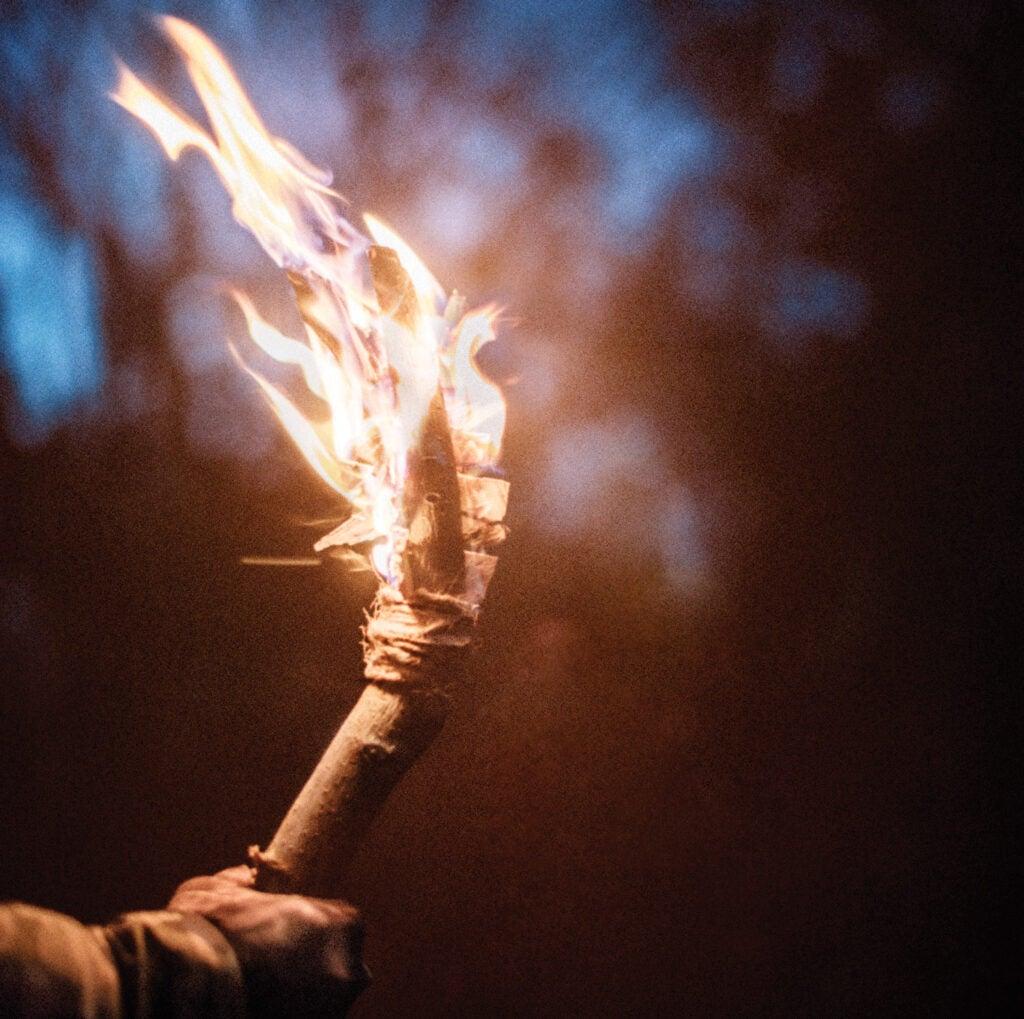 survival torch
