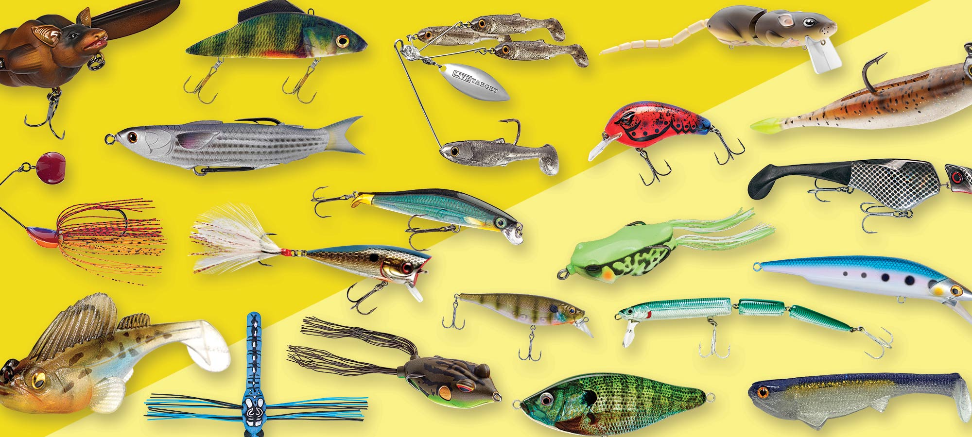 best fishing lures 2018