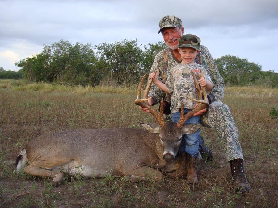 South Texas Rut in Full Swing