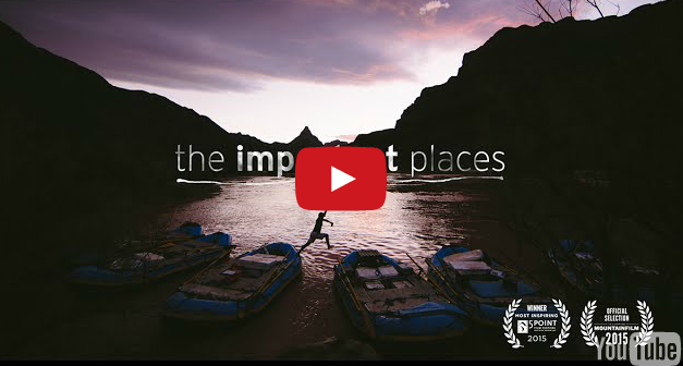 The Important Places: A Short Film About Father, Son and the Colorado River