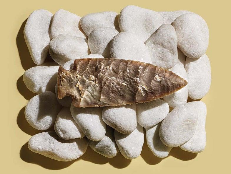 arrowhead keokuk chert