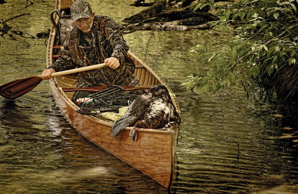 canoe hunter