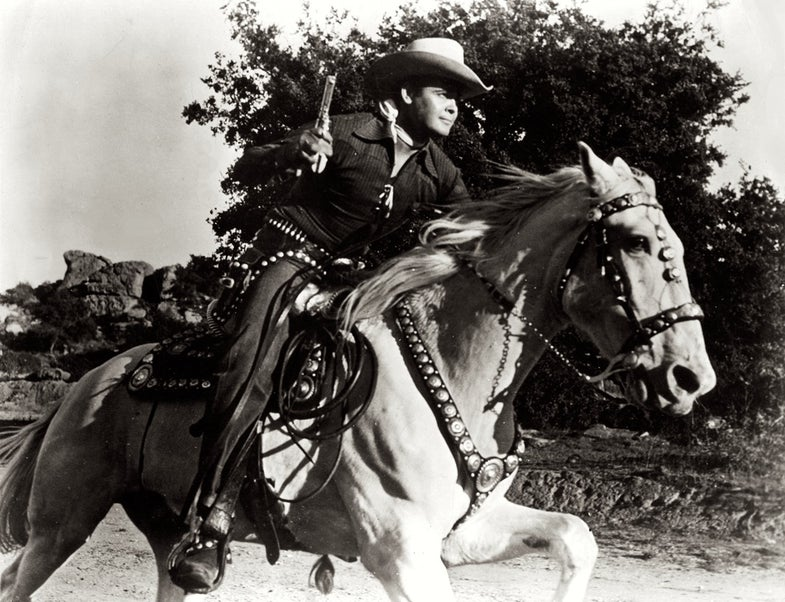 Shooting at a Gallop