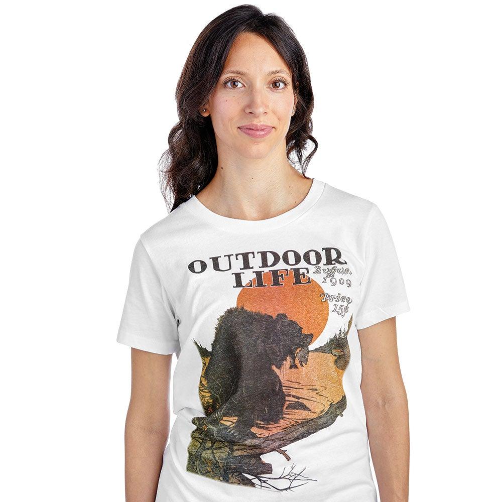 Outdoor Life Cover Art T-Shirt