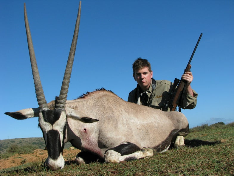 Plains Game Safari Photos from South Africa's East Cape