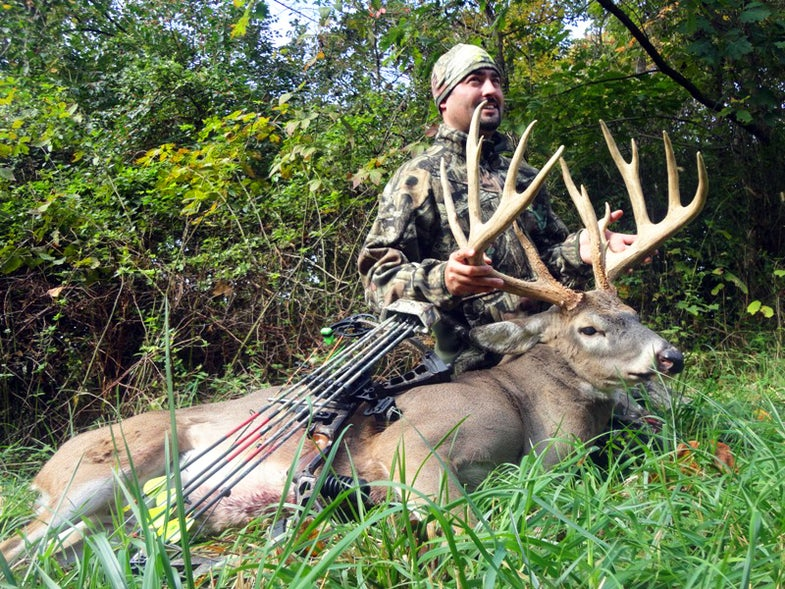 Big Buck Alert: 14-Point, 198-Inch Gross Typical Buck Tagged on Ohio Archery Opener
