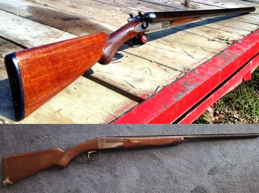 Gunfight Friday: .410 vs 10 gauge