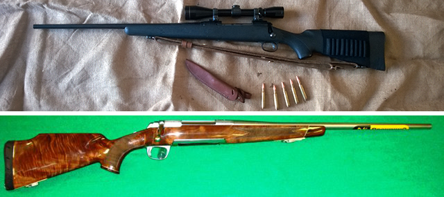 Gun Fight Friday: Browning X-Bolt 280 vs Savage 30-06