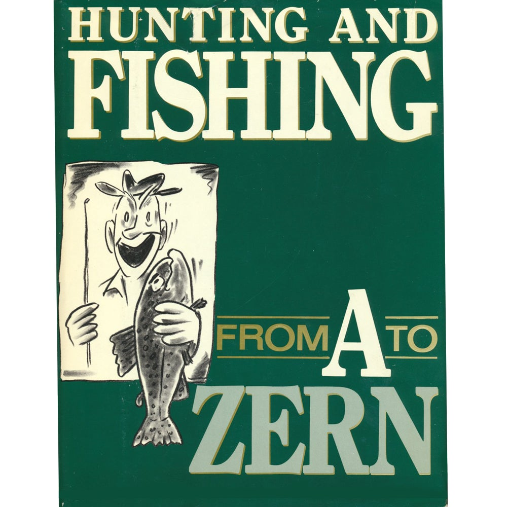 hunting fishing book edward zern