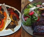 Food Fight Friday: Elk Fajitas vs. Antelope Steaks