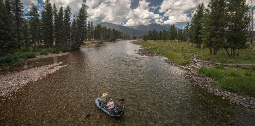Flathead River, Montana