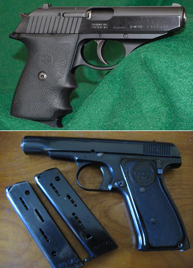 Gunfight Friday: Pocket Pistol Shootout