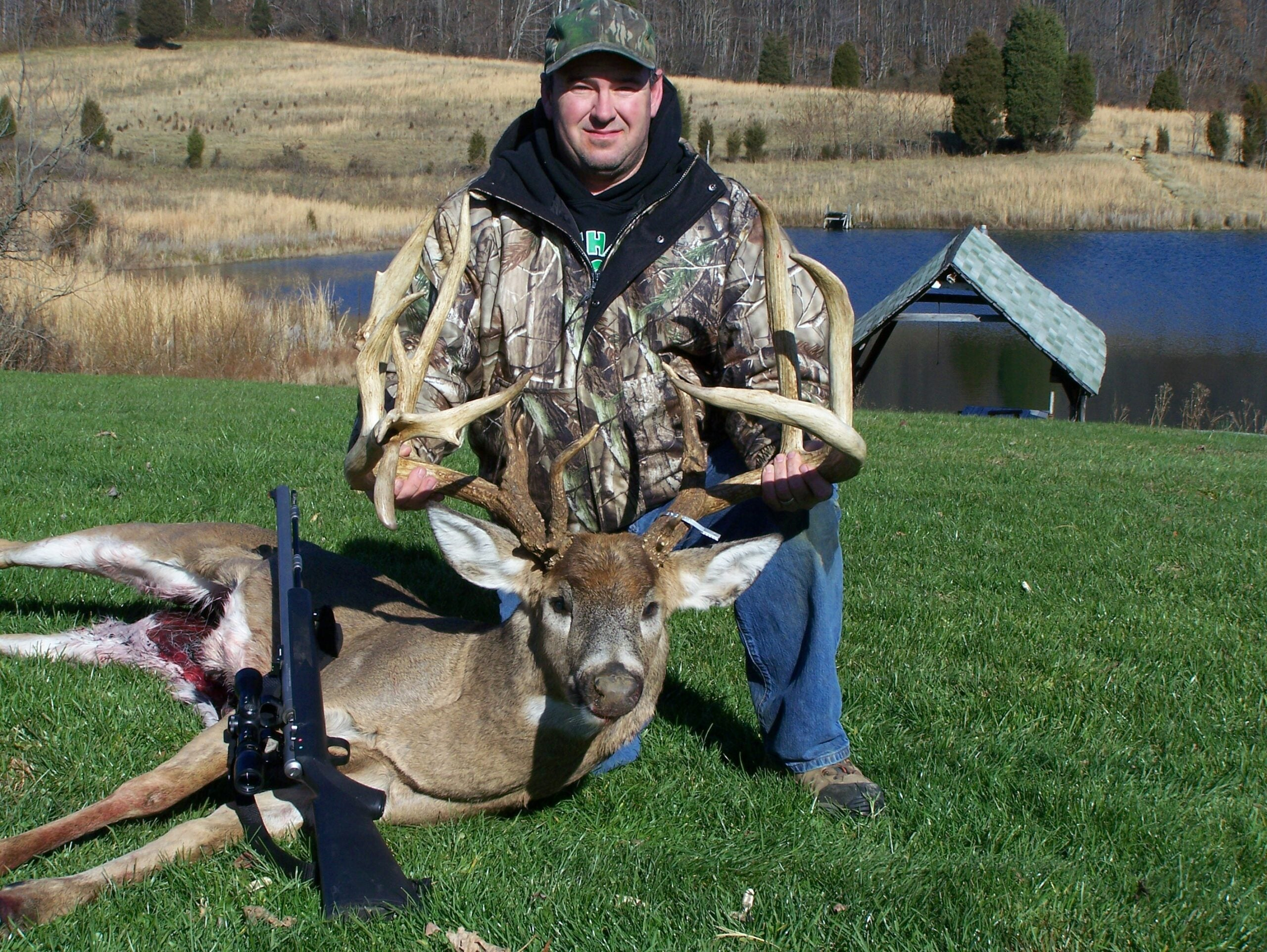 New Ohio Muzzleloader Record Could Have Longest Main Beams Ever Recorded